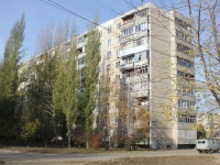 Saratov, Dnepropetrovskaya st, house 14. Apartment house