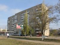 Саратов, улица Чехова, дом 4. многоквартирный дом