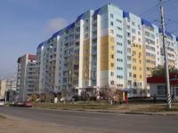 Саратов, улица Чехова, дом 10. многоквартирный дом