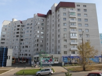 Saratov, Chekhov st, house 12. Apartment house