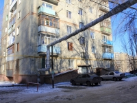 Saratov, Tarkhov st, house 2. Apartment house