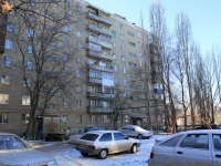 Saratov, Tarkhov st, house 13. Apartment house