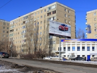 Saratov, Tarkhov st, house 15. Apartment house