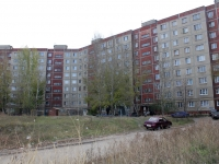 Saratov, Tarkhov st, house 24. Apartment house