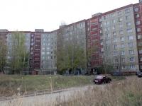 Saratov, Tarkhov st, house 24. Apartment house