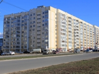 Saratov, Tarkhov st, house 27. Apartment house