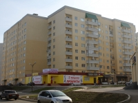 Saratov, Mysnikov st, house 3А. Apartment house