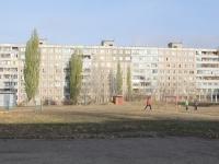 Saratov, Topolchanskaya st, house 1Б. Apartment house