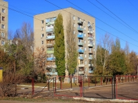 Saratov, Perspektivnaya st, house 1. Apartment house