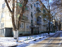 Saratov, Perspektivnaya st, house 3. Apartment house