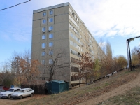 Saratov, Perspektivnaya st, house 4. Apartment house