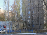 Saratov, Perspektivnaya st, house 8. Apartment house