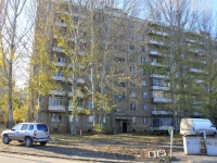 Saratov, Perspektivnaya st, house 10Б. Apartment house