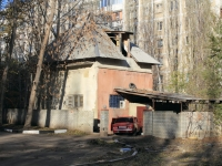 Saratov, Perspektivnaya st, house 10В. multi-purpose building