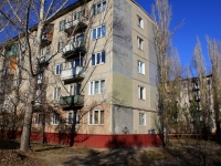 Saratov, Perspektivnaya st, house 13. Apartment house