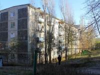 Саратов, улица Перспективная, дом 17. многоквартирный дом