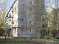 Saratov, Perspektivnaya st, house 21. Apartment house