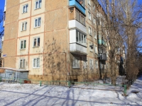 Saratov, Elektronnaya st, house 8. Apartment house