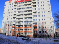 Saratov, Elektronnaya st, house 10Бсек.Е. Apartment house