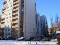 Saratov, Elektronnaya st, house 10Бсек.В. Apartment house