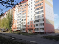 Saratov, Elektronnaya st, house 13. Apartment house