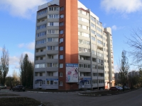 Saratov, Elektronnaya st, house 15. Apartment house