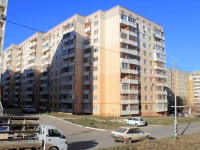 Saratov, Ufimtsev st, house 1. Apartment house