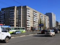 Saratov, Ufimtsev st, house 2. Apartment house