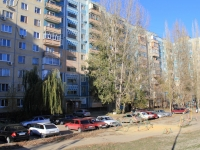 Саратов, улица Уфимцева, дом 4. многоквартирный дом