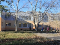 "Saratov, nursery school №158, ""Лу­чик"", Ufimtsev st, house 8А"
