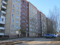 Saratov, Ufimtsev st, house 10. Apartment house