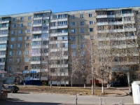 Saratov, Ufimtsev st, house 12. Apartment house