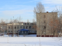 Saratov, school №56, 3rd Stroiteley Ln, house 3