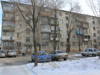 Saratov, 3rd Stroiteley Ln, house 4. Apartment house