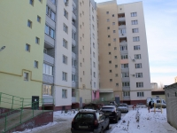 Saratov, 3rd Stroiteley Ln, house 6. Apartment house