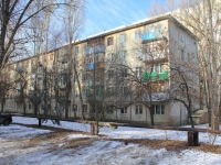 Saratov, 3rd Stroiteley Ln, house 8. Apartment house