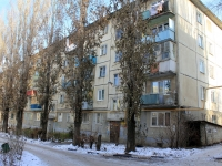 Saratov, Lebedev-Kumach st, house 57. Apartment house