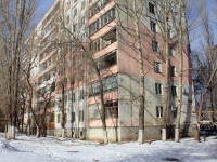 Saratov, Lebedev-Kumach st, house 60. Apartment house
