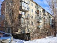 萨拉托夫市, Lebedev-Kumach st, 房屋 64А. 公寓楼
