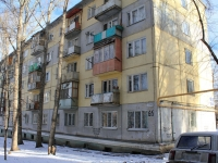 Saratov, Lebedev-Kumach st, house 66. Apartment house