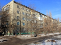 Saratov, Lebedev-Kumach st, house 67. Apartment house