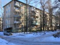Saratov, Lebedev-Kumach st, house 71А. Apartment house