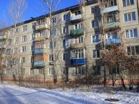Saratov, Lebedev-Kumach st, house 73. Apartment house