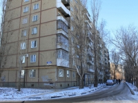 Saratov, Lebedev-Kumach st, house 81. Apartment house