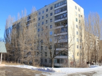 Saratov, Lebedev-Kumach st, house 82/17. Apartment house