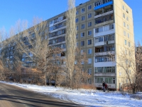 Saratov, Lebedev-Kumach st, house 84. Apartment house
