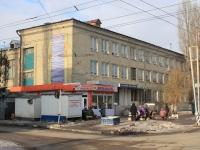 Saratov, technical school Саратовский политехникум, Stroiteley avenue, house 25