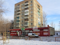 Saratov, Stroiteley avenue, house 52А. Apartment house