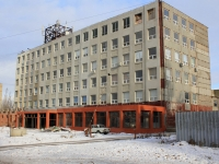 Saratov, Stroiteley avenue, house 60. multi-purpose building