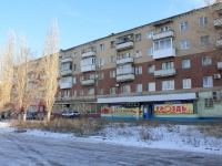 Saratov, Stroiteley avenue, house 68. Apartment house with a store on the ground-floor
